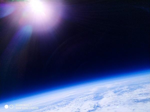 Redmi Note 7 önce uzaya çıktı sonra da serbest düşüş yaptı!
