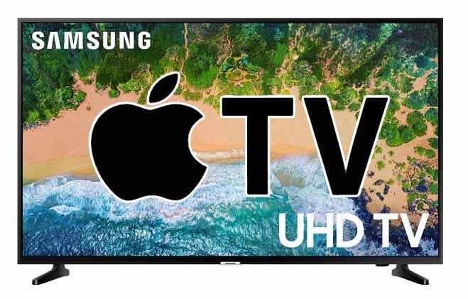 Samsung Apple TV ve AirPlay 2 özelliklerini televizyonlara ekledi!