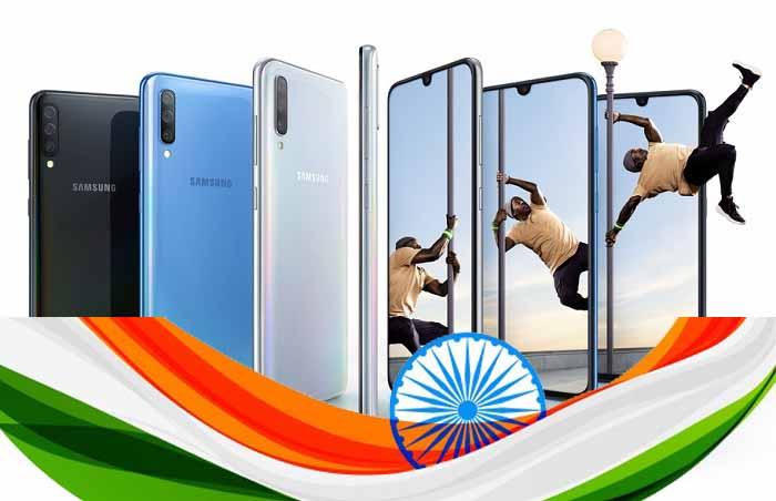 Samsung Hindistan pazarında 2 ayda rekor kırdı!