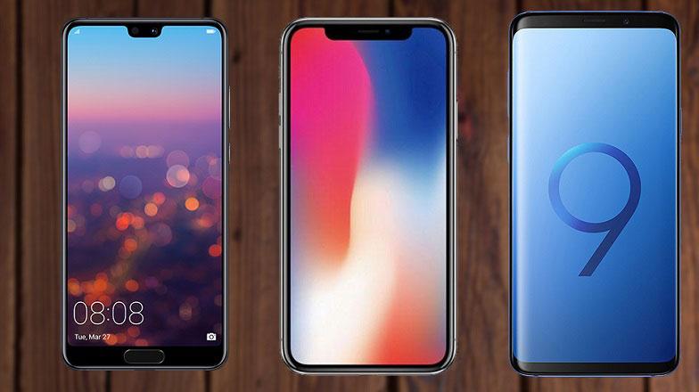 Samsung Huawei ve Apple rekabetinde son durum!