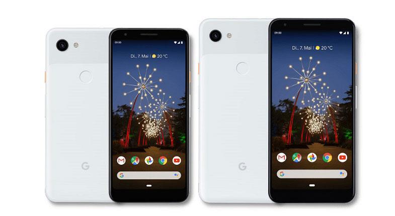 Google Pixel 3a ve Pixel 3a XL resmen tanıtıldı