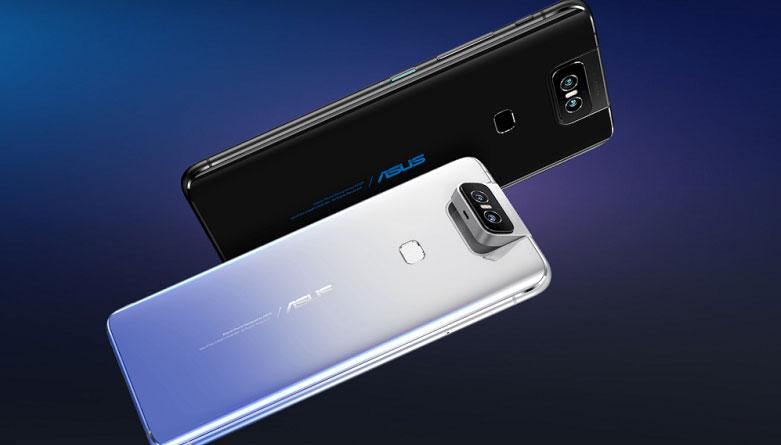 Asus Zenfone 6 kamera mekanizması nasıl çalışıyor?