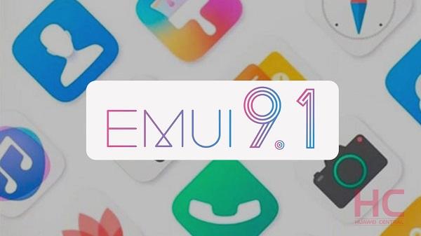 EMUI 9.1 güncellemesi çok sayıda Huawei telefon için yayınlanacak