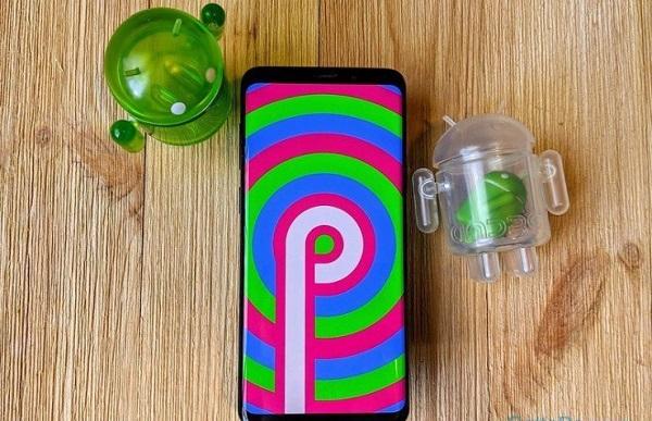 Galaxy S9 Plus ve Galaxy S9 için güncelleme