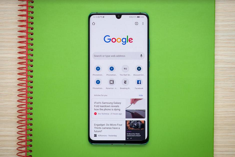 Google Chrome karanlık tema seçeneği ile güncellenecek!
