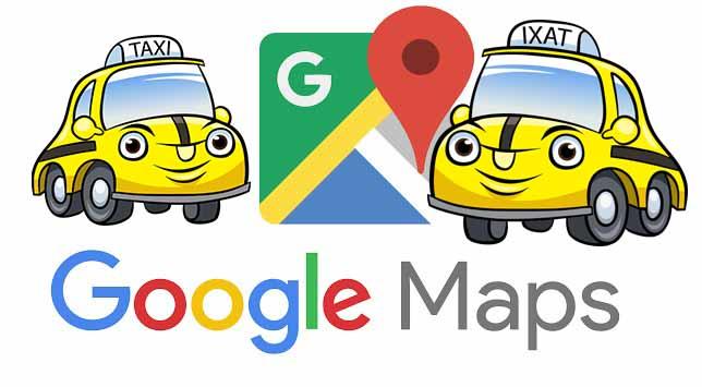 Google Maps taksicilerin fazla para almasına engel olacak!