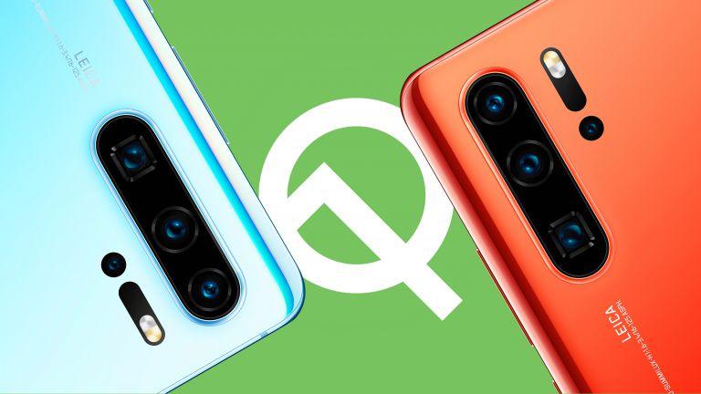 Huawei Android Q güncellemesi alacak telefonları yanlışlıkla açıkladı
