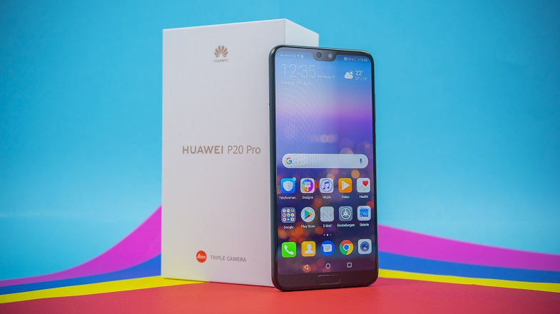 Huawei P20 Pro güncelleme aldı! Yeni neler var?