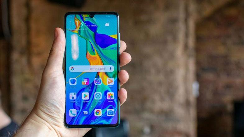 Huawei P30 son güncelleme ile birçok özelliğe sahip oldu