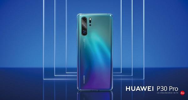 Huawei P30 Pro büyük ödülün sahibi oldu!