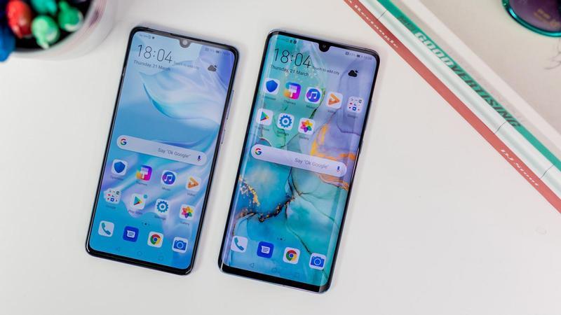 Huawei P30 Pro ve P30 için bir güncelleme daha!