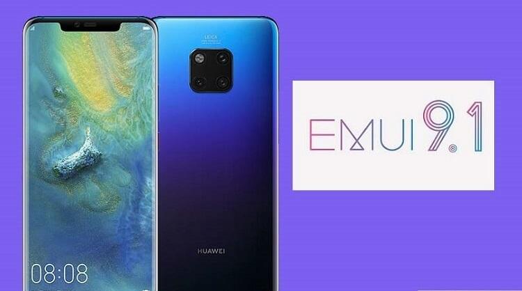 Huawei Mate 20 Pro EMUI 9.1 güncellemesi başladı!