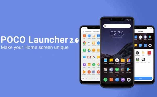 Xiaomi Poco Launcher 2.0 tanıtıldı! İndirin kullanın!