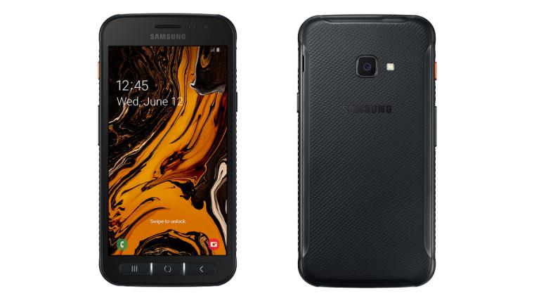 Tank gibi sağlam Samsung Galaxy Xcover 4s tanıtıldı!