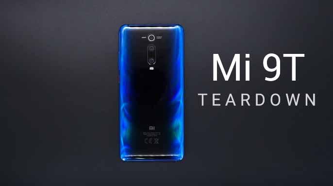 Xiaomi Mi 9T içinde ne var? Pop-up kamera nasıl çalışıyor?