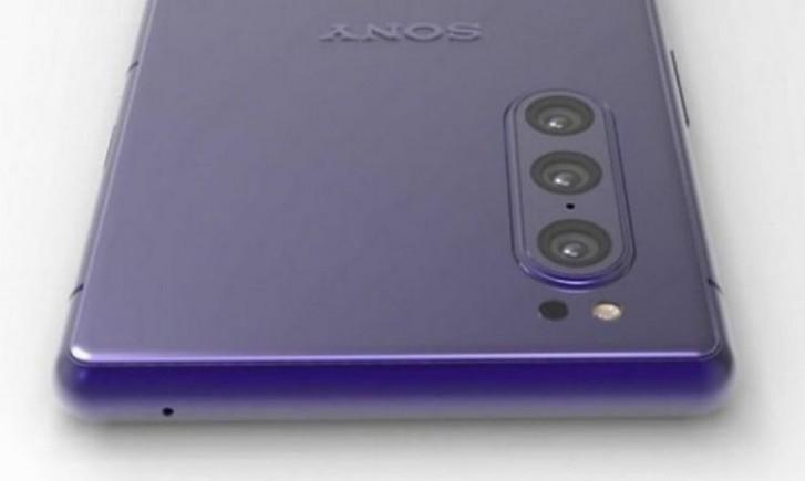 Sony Xperia 1s üçlü kamerası ile görüntülendi