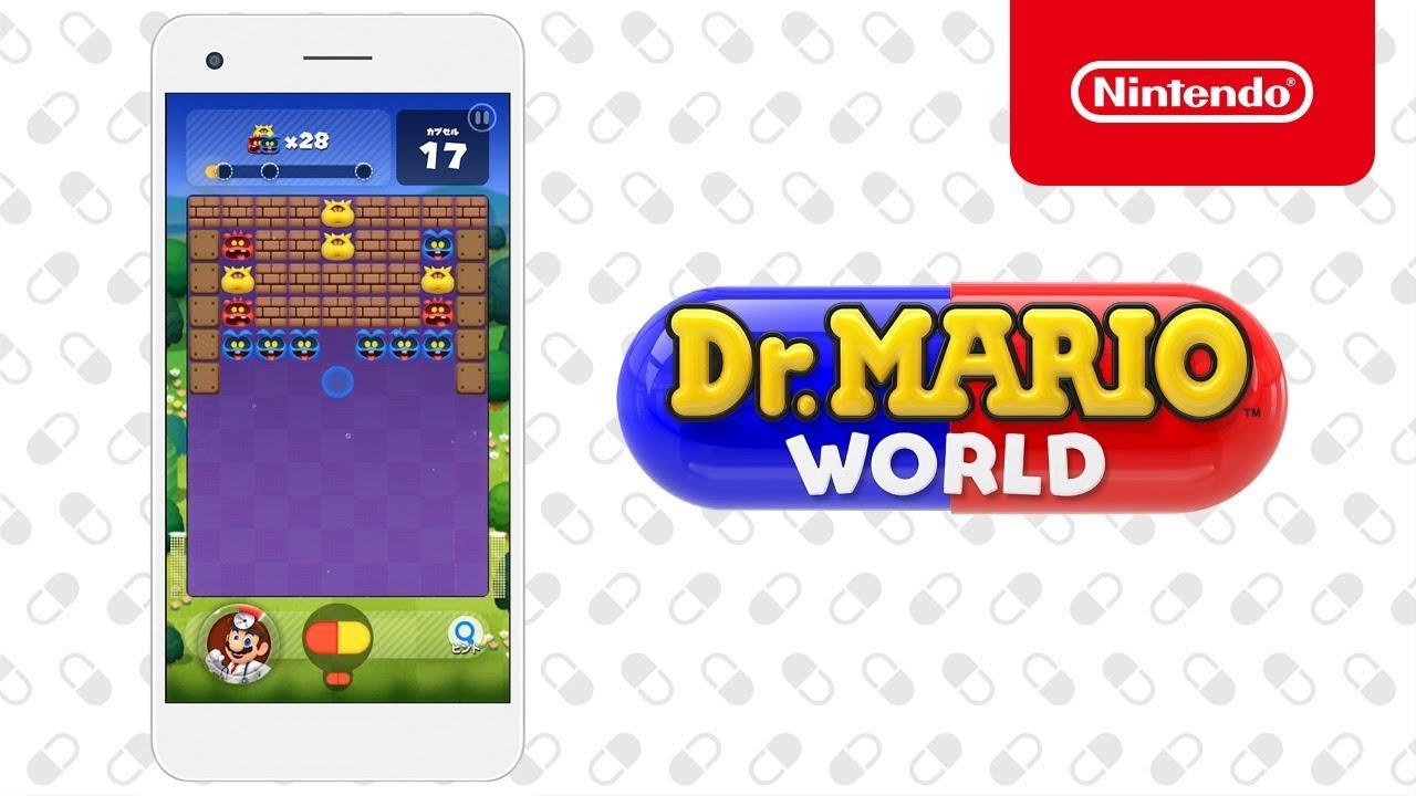 Dr. Mario World mobile geliyor!