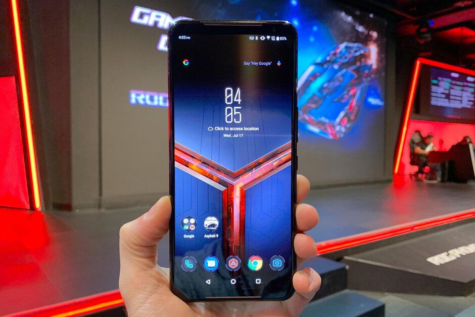 Asus ROG Phone 2 artık resmi! PubG'de rakipsiz olacaksınız