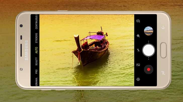 Müjde Samsung Galaxy J4 2018 güncelleme aldı!
