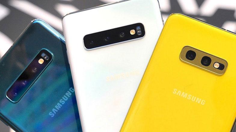 Galaxy S10 satış rakamı açıklandı! Galaxy S9 geçildi mi?