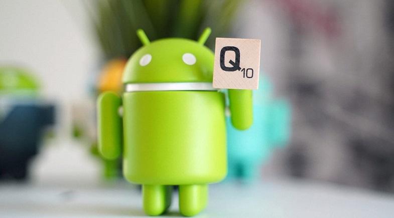 Google Android Q ile gezinme hareketlerini değiştiriyor