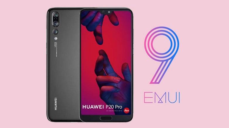 İşte Huawei EMUI 9.1 güncellemesini temmuz ayında alacak telefonlar!