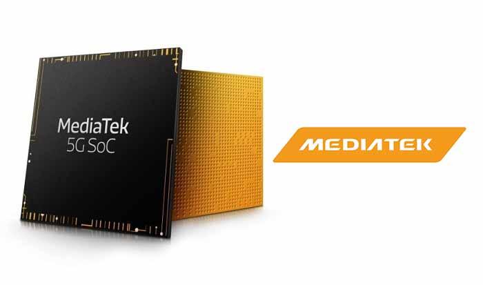 """MediaTek 5G işlemcisi ile ilgili konuştu! """"Az sabredin"""""""