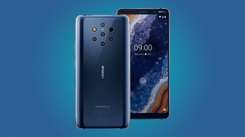 Nokia 9 PrueView fiyatı düştükçe düşüyor! Yoksa???