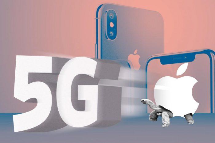 Apple 5G'yi telefondan önce bakın nereye getiriyor! Hey Allah'ım yaa