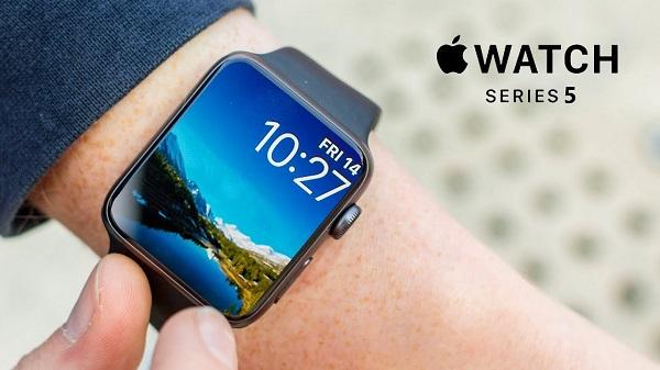 apple watch 5 ile ilgili görsel sonucu