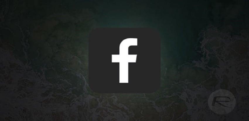 Facebook Karanlık mod çalışmalarına sonunda başladı
