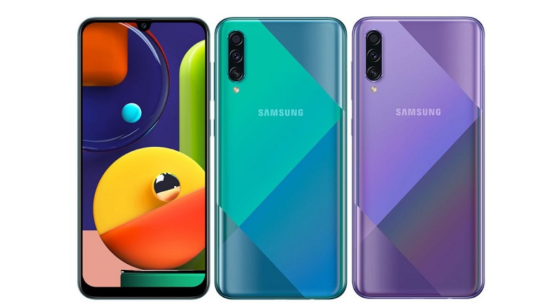 Samsung Galaxy A50s resmen tanıtıldı!