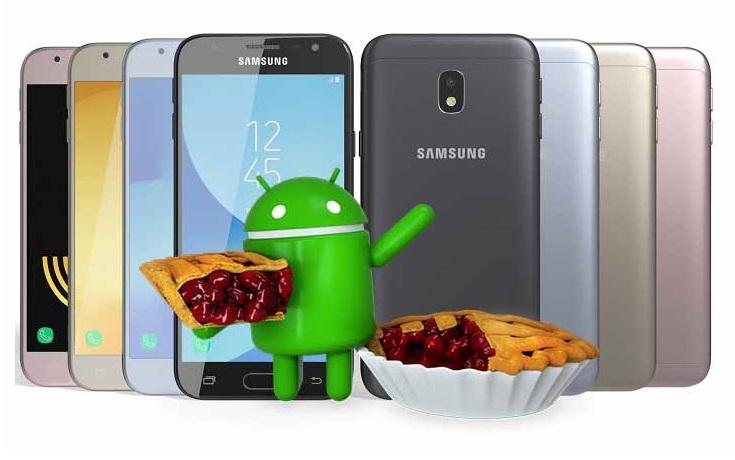 Yok artık! Samsung Galaxy J3 Android Pie güncellemesi aldı