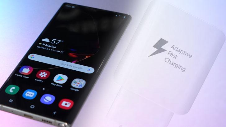 Samsung, Galaxy Note 10 Plus 45w şarj cihazı için 300 TL'den fazla istiyor