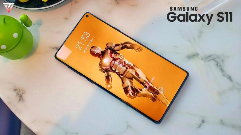 Samsung Galaxy S11 için yeni nesil OLED ekranlar hazırlıyor