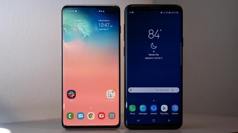 Galaxy S9 Plus ve S10 modellerine Galaxy Note 10 özelliği geliyor