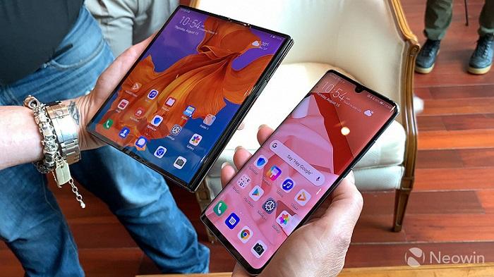 Huawei Mate X Kirin 990 ile mi gelecek?
