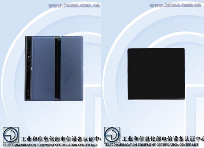 Huawei Mate X TENNA da göründü! Valla geliyor