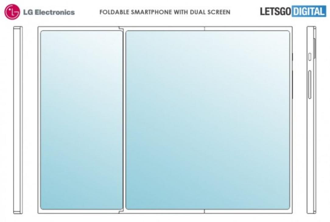 LG katlanabilir ekran patenti ile yine beyin yaktı!
