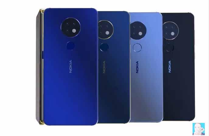 Ve Nokia 5.2 karşımızda! Render video nihayet yayınlandı