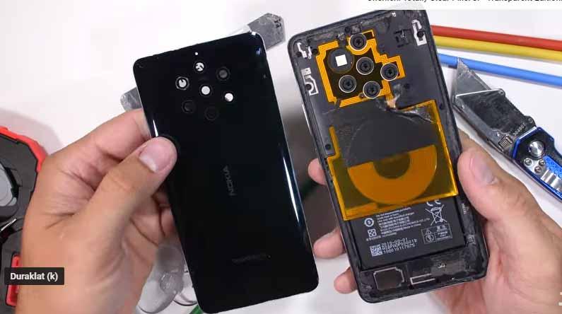 Nokia 9 PrueView içinde ne var? Jerry yine dağıttı