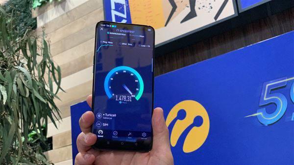 OPPO Reno 5G ve Turkcell hız rekoru kırdı!