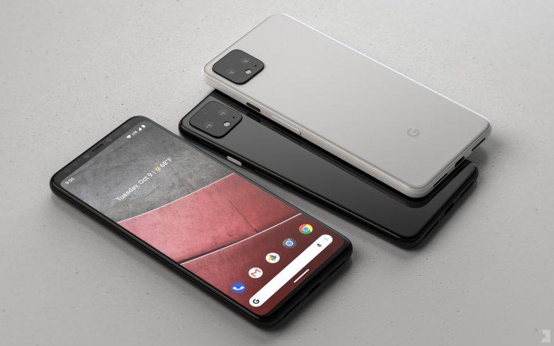 Google Pixel 4 XL için yeni görseller yayınlandı!