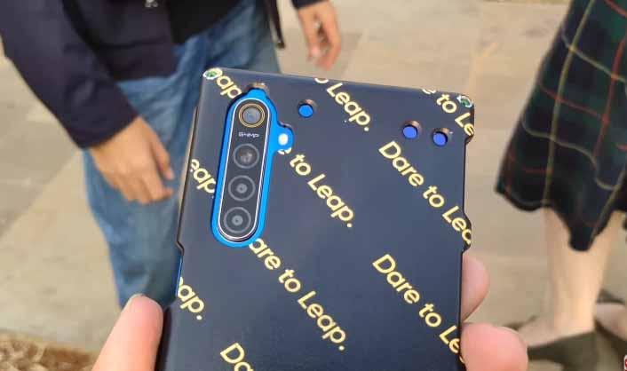 Realme 64 megapiksel kamera test videosu yapıldı!