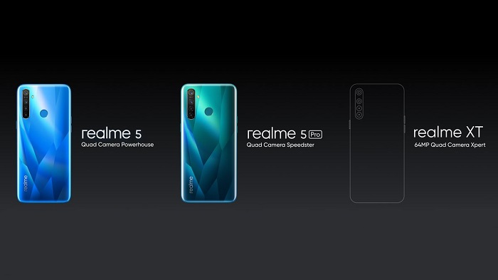 Realme 5 ve 5 Pro değil Realme XT o özelliğe sahip olacak