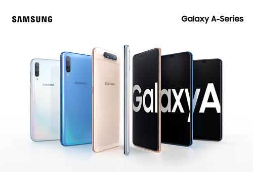 Samsung Galaxy A 2020 serisi telefonların kamera özellikler bir afet