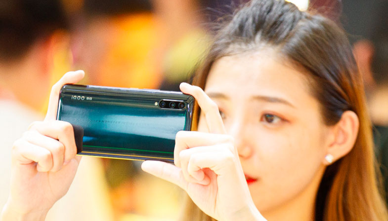 Vivo iQOO Pro 5G, AnTuTu'nun zirvesinde!