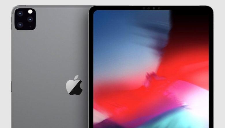 Yeni iPad Pro, iPhone benzer kamera yapısıyla geliyor