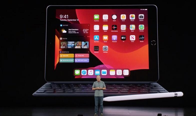 Uygun fiyatlı 10.2 inç ekranlı iPad tanıtıldı! İşte fiyatı