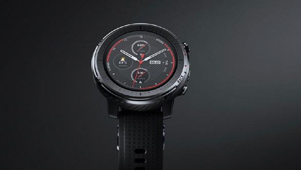 Xiaomi'nin Amazfit Smart Sports Watch 3 satışa sunuldu